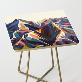 Mountains original Side Table