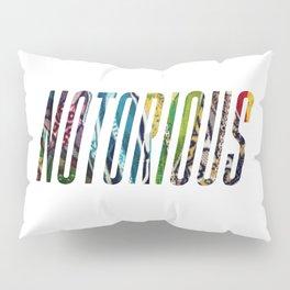 NOTORIOUS THREADS Pillow Sham