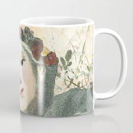 Flora - muse for Spring Coffee Mug