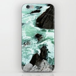 Churning Tide iPhone Skin