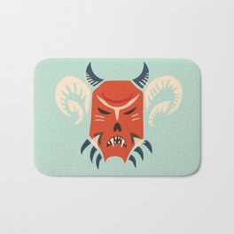 Kuker Evil Monster Mask Bath Mat