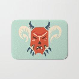 Kuker Evil Monster Mask Bath Mat