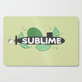 Sublime Cutting Board