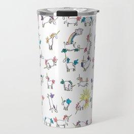Lovely Little Unicorns Travel Mug