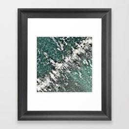 Ocean 1 Framed Art Print