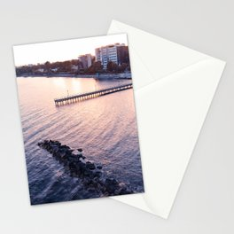 Enaerios Pier Stationery Cards