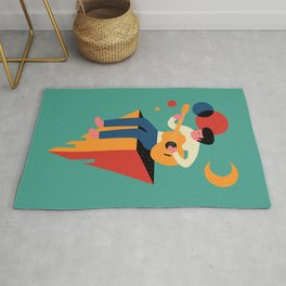 Peaceful Solo Rug