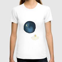La tête dans les étoiles by Vanessa Art créations T-shirt