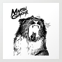 Animals- Martin Garrix Art Print
