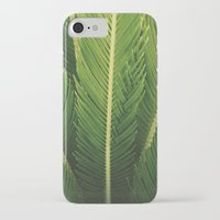 palm tree iPhone & iPod Cases featuring palm tree by Life Through the Lens