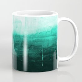 Paint 8 abstract minimal modern water ocean wave painting must have canvas affordable fine art Coffee Mug