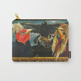 Angrier Birds Carry-All Pouch
