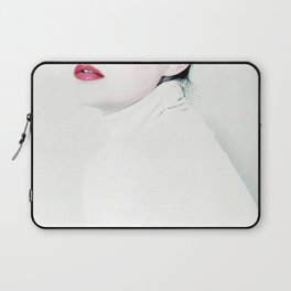 White Out Laptop Sleeve