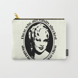 Mae West Carry-All Pouch
