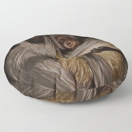 The Apparition by Jeanpaul Ferro Floor Pillow