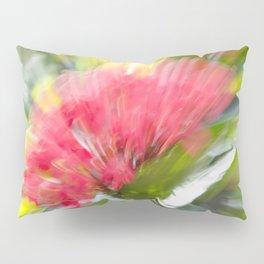 Flower Burst - Electric Magenta Pillow Sham