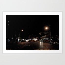 NYC 3 Art Print