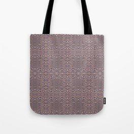 Aboriginal Pulse Pattern Neutral Warm Tote Bag