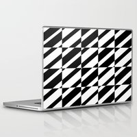 grid Laptop & iPad Skins featuring Grid by Laura Maria Designs