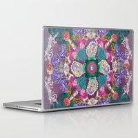 marie antoinette Laptop & iPad Skins featuring Marie Antoinette by Talesanura