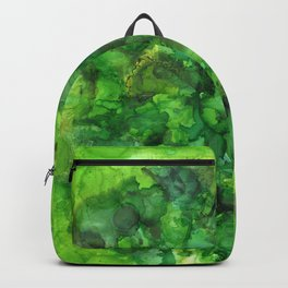 Through the Emerald Canopy Backpack