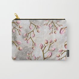 Marble Growth Carry-All Pouch