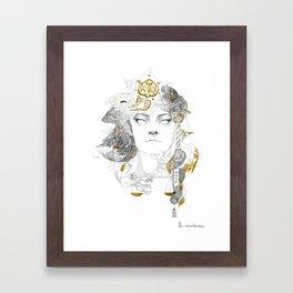 Korra II Framed Art Print