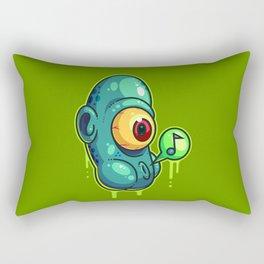 Whistling Cyclops Rectangular Pillow