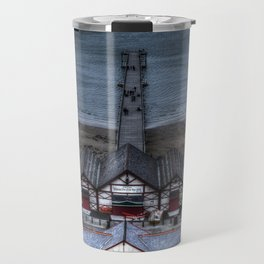 Saltburn by the Sea Travel Mug