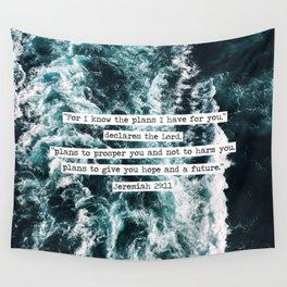 Jeremiah Ocean Wall Tapestry