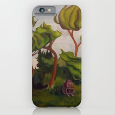 Robot in Forest iPhone 6s Slim Case