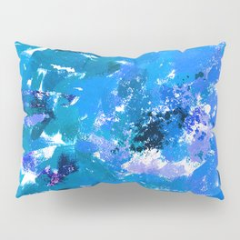 New Years Flower II Pillow Sham
