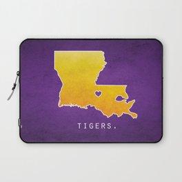 Louisiana State Tigers Laptop Sleeve