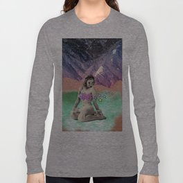 Pastel Rockets Long Sleeve T-shirt
