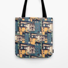 Night Castles (Pattern) Tote Bag