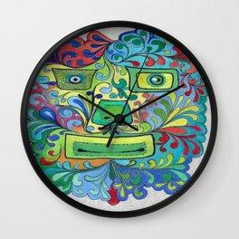 Je t'aime Wall Clock