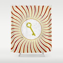 Phantom Keys Series - 10 Shower Curtain