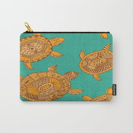 Tropical Sea Turtles Carry-All Pouch