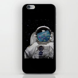 It's Called Space, Fish iPhone Skin