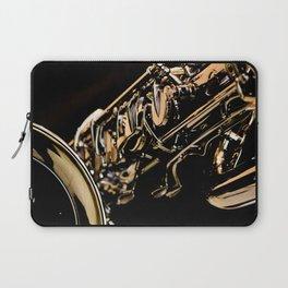 Musical Gold Laptop Sleeve