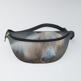 Friendly looking Horse Fanny Pack