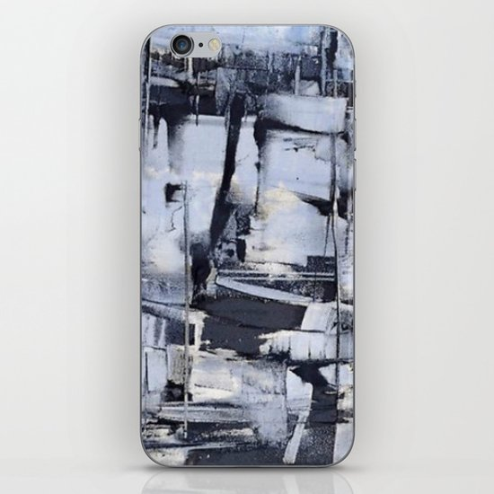 winter memories iPhone & iPod Skin