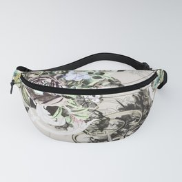 Tiger in the paradise 01-1 Fanny Pack
