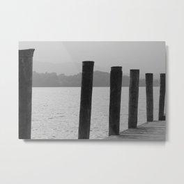 Lake Windermere Lake District Metal Print