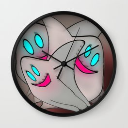 Witching hour 2 Wall Clock