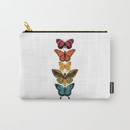Butterfly Spectrum Carry-All Pouch