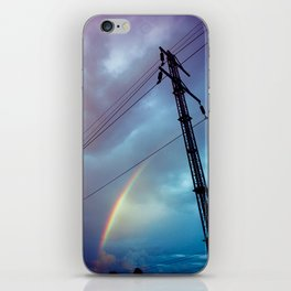 Somewhere Over the Rainbow iPhone Skin