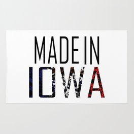 Made In Iowa Rug