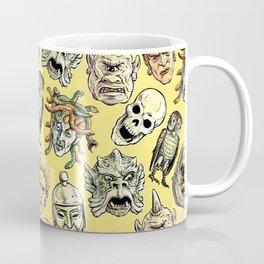 Epic Creatures (yellow) Coffee Mug