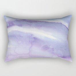 Abstract wave 08 textile Rectangular Pillow